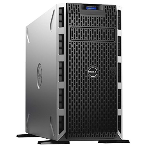 Dell PowerEdge T330 - Chassis with up to 8x3.5