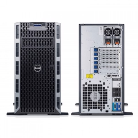 Dell PowerEdge T430 - Chassis with up to 8, 3.5