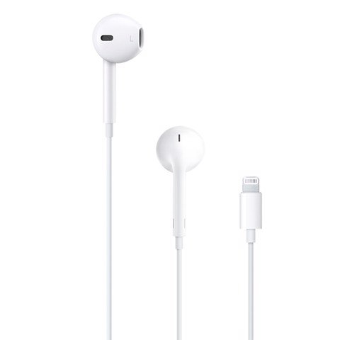 Apple EarPods with Lightning Connector- MMTN2FE/A