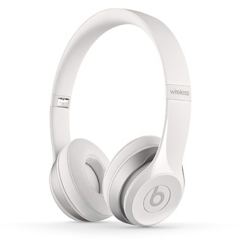 Tai nghe Beats Solo2 Wireless On-Ear- Trắng