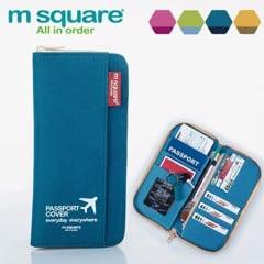 túi đựng hộ chiếu Msquare chính hãng