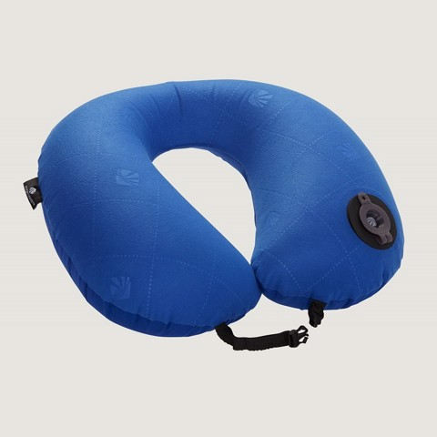 Gối hơi chữ u Eagle Creek Exhale Neck Pillow EC/43128156/069 Xanh Blue