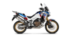 AKRAPOVIC LON PÔ SLIP-ON HONDA CRF1100L AFRICA TWIN