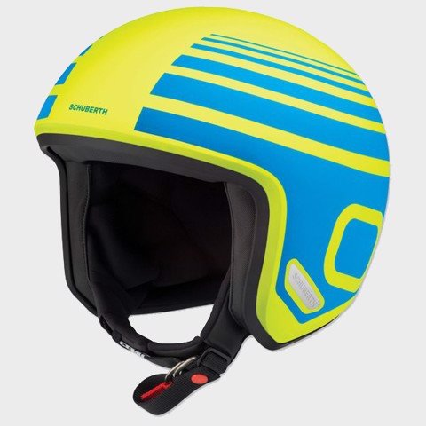 SCHUBERTH NÓN CAFÉ RACE O1 CHULLO BLUE - M