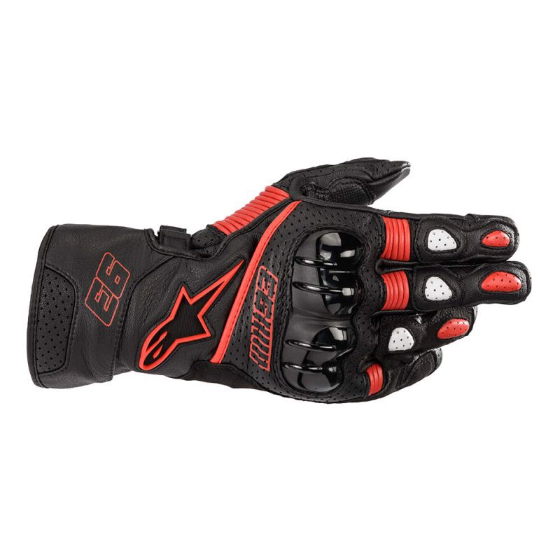 ALPINESTARS GĂNG TAY TWIN RING LEATHER