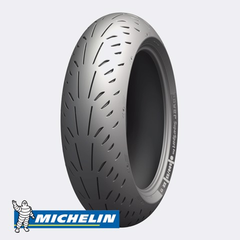 MICHELIN POWER SUPERSPORT 190/55-17
