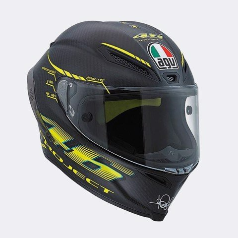 AGV NÓN PISTA GP PROJECT 46 2.0