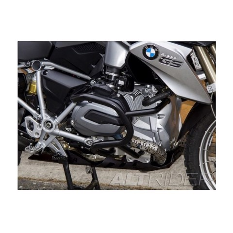 ALTRIDER CRASHBAR BMW R1200 GS LC - BLACK (With Mounting)