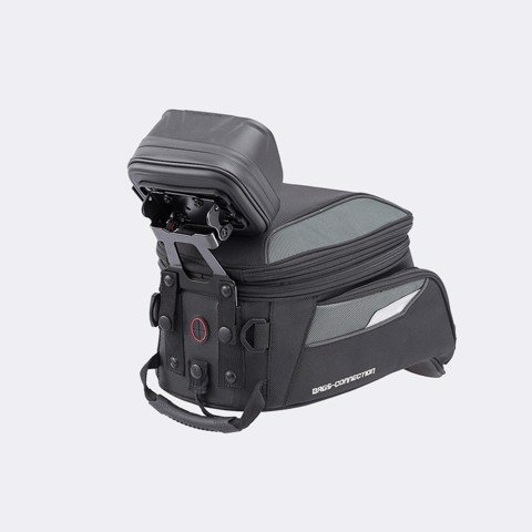 SW GPS MOUNT EVO TANKBAG - BLACK
