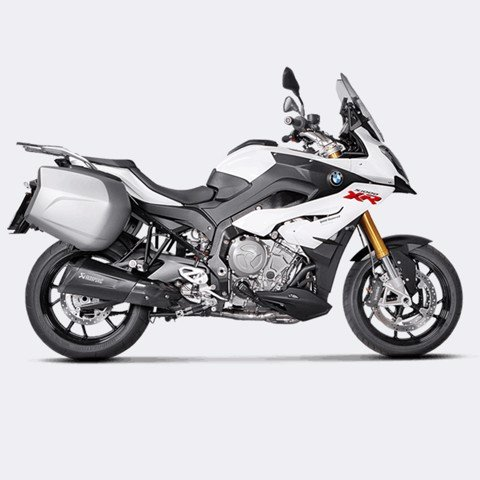 AKRAPOVIC BMW S1000 XR 2017 HEADER STEEL
