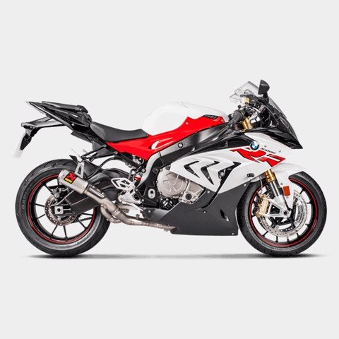 AKRAPOVIC BMW S1000 RR 2017 HEADER STEEL