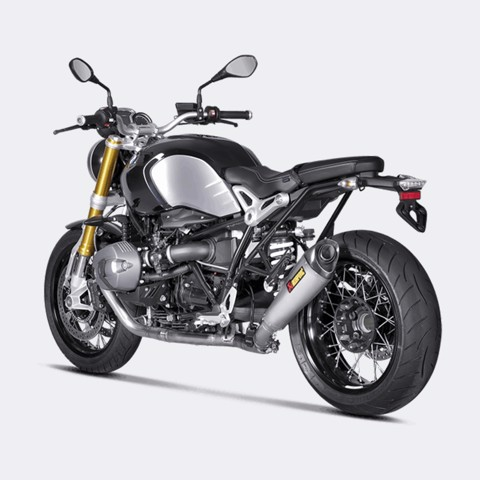 AKRAPOVIC BMW R NINE T HEADER TITAN