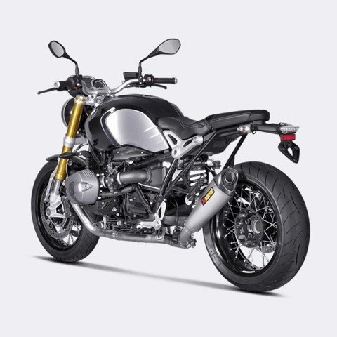 AKRAPOVIC CỔ PÔ BMW R NINE T HEADER