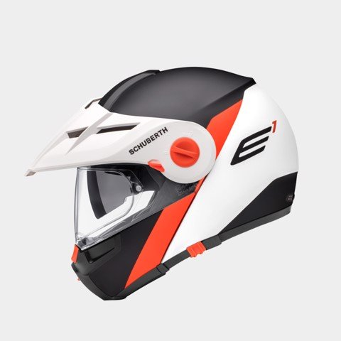 SCHUBERTH E1 GRAVITY ORANGE (59)