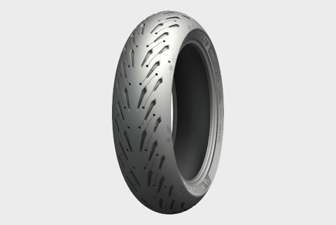 MICHELIN 180/55 ZR17 M/C (73W) ROAD 5R