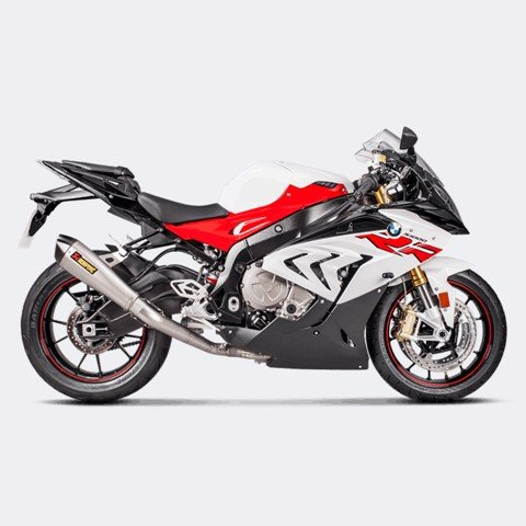 AKRAPOVIC BMW S1000 RR 2017 RACING TITAN