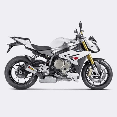 AKRAPOVIC LON PÔ BMW S1000R 2015 SHORTY TITAN