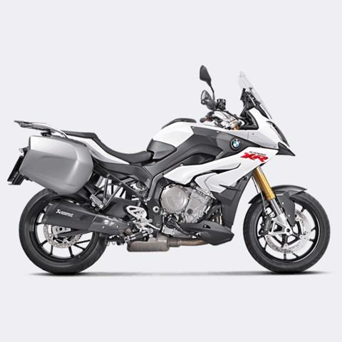 AKRAPOVIC BMW S1000XR BLACK TITAN