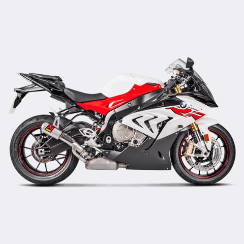 AKRAPOVIC BMW S1000 RR 2017 SLIP-ON GP TITAN