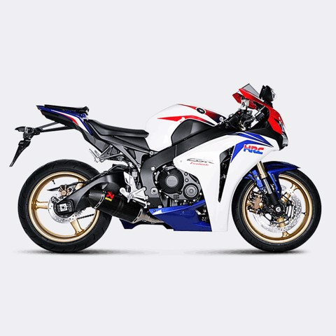 AKRAPOVIC HONDA CBR1000 RR RACING CARBON