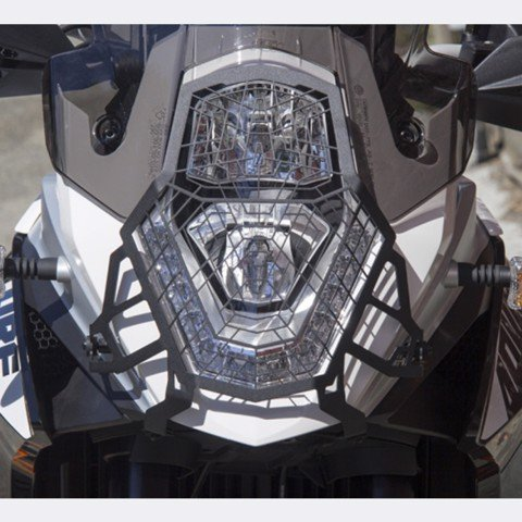 ALTRIDER HEADLIGHT GUARD 1290 SUPER ADV - BLACK