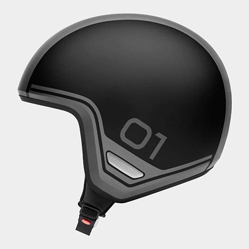 SCHUBERTH NÓN CAFÉ RACE O1 ERA BLACK - L