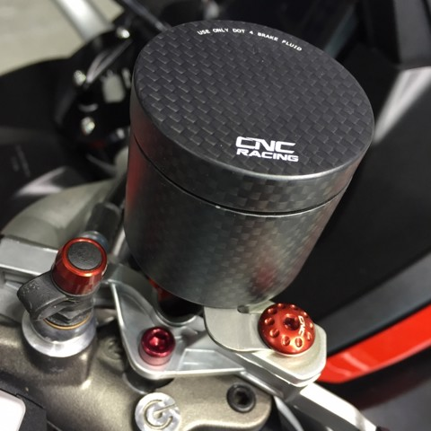 CNC RACING BÌNH DẦU CARBON 25ML