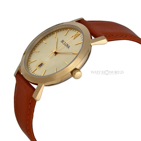BULOVA Classic Dress 38mm - Mens Watch