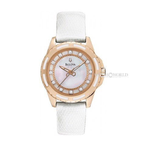 BULOVA Classic Diamond 32mm - Ladies Watch