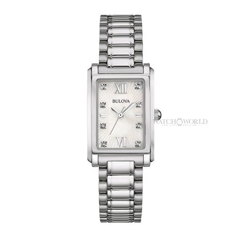BULOVA Diamond  21mm - Ladies Watch