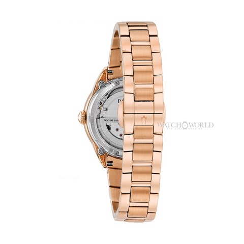 BULOVA Diamond 35mm - Ladies Watch