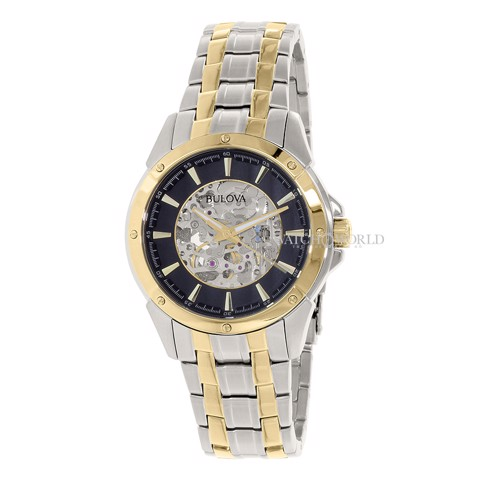 BULOVA Automatic 40mm - Mens Watch
