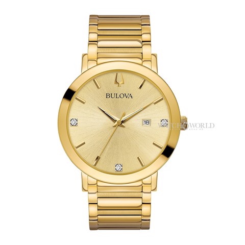 BULOVA Classic Diamond 31mm - Ladies Watch