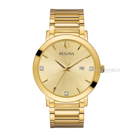 BULOVA Modern Diamond 42mm - Mens Watch