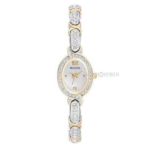 BULOVA Crystal 17mm - Ladies Watch