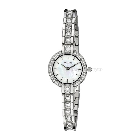 BULOVA Crystal 28mm - Ladies Watch
