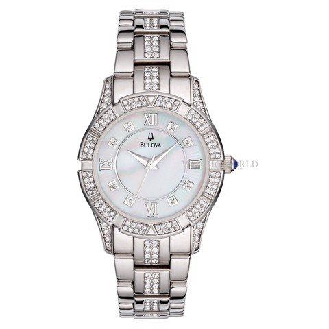 BULOVA Crystal 31mm - Ladies Watch