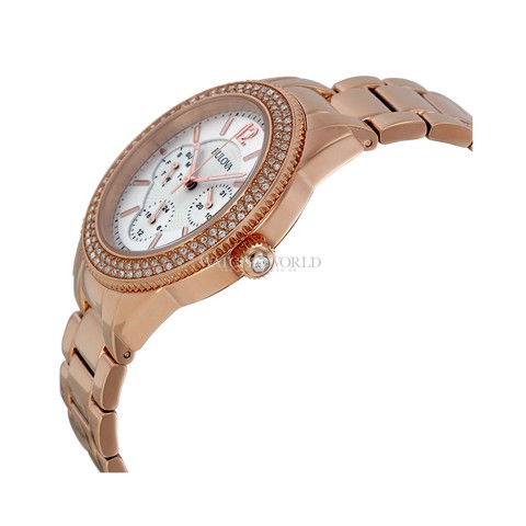 BULOVA CRYSTAL 40mm - Ladies Watch