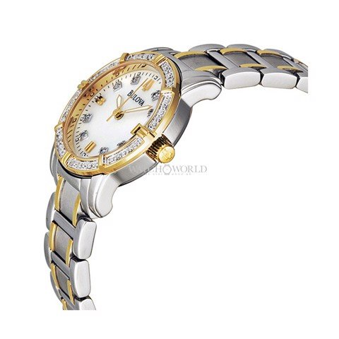 BULOVA Classic Diamond 30mm - Ladies Watch