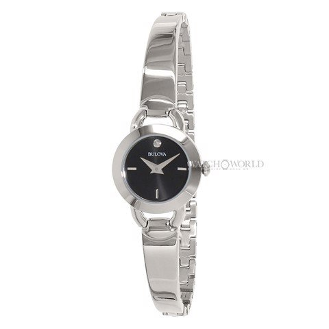 BULOVA Diamond Gallery 22mm - Ladies Watch