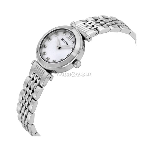 BULOVA Diamond 25mm - Ladies Watch