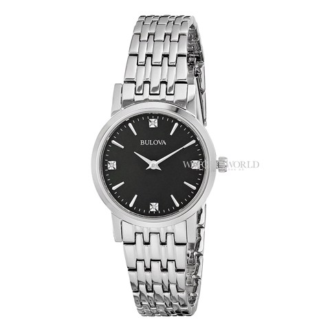 BULOVA Classic Diamond 27mm - Ladies Watch