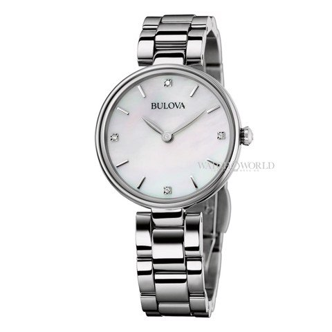 BULOVA Diamond Gallery 27mm - Ladies Watch