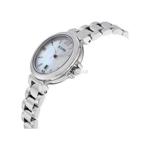 BULOVA Diamond Gallery 29mm - Ladies Watch