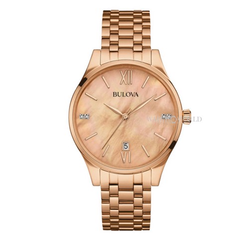 BULOVA Diamond 36mm - Ladies Watch