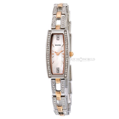 BULOVA Dress 15x30mm - Ladies Watch