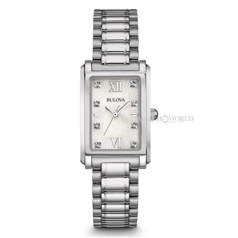 BULOVA Dress 21x32mm - Ladies Watch