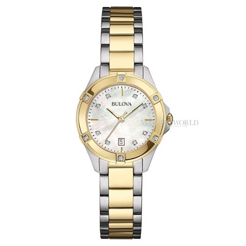 BULOVA Dress 22mm - Ladies Watch