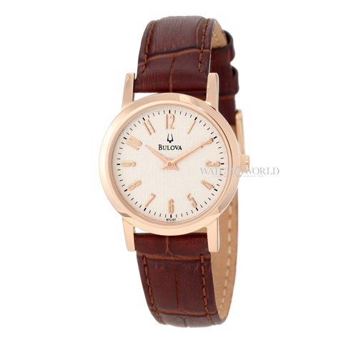 BULOVA Dress 25mm - Ladies Watch