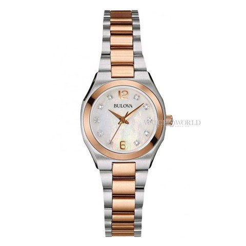 BULOVA Diamond 26mm - Ladies Watch